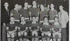 JCC basketball, 1959.