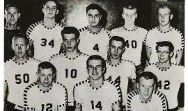 JCC basketball, 1962.