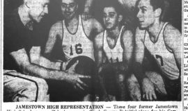 Influx Of Talented Shotmakers Ups Community Colege Basketball Hopes. November 17, 1960.