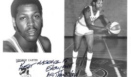 George Carter played for the Virginia Squires in 1971.
