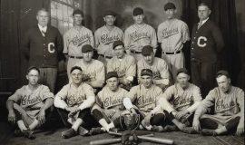 1927 Jamestown Chairs baseball team .