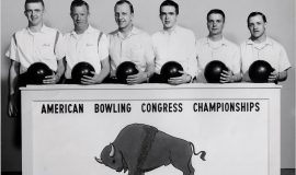 Buffalo 1963, Harry Rissel 3rd from left