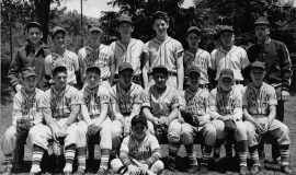 Jamestown Finishing Products Babe Ruth League