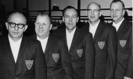 Jim Barone, Augie Erickson, Phil Modica, Ang DeAngelo, Harry Rissel