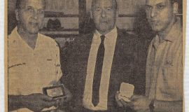 Awards For Top Performances. 1963
