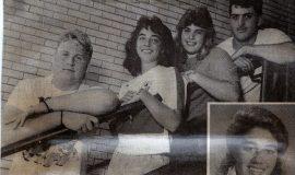 Falconer Award Winners. June 16, 1990.