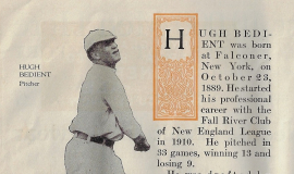 1912 WS Bedient bio