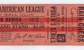 1912 WS ticket