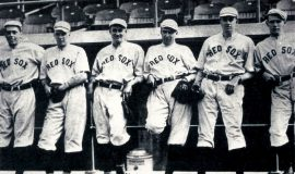 1912_Red_Sox_pitchers
