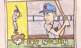 Irv Noren cartoon 1960.
