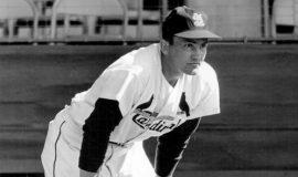 Irv Noren, St. Louis Cardinals, 1958.