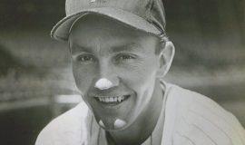 Irv Noren 1950.
