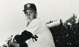 Irv Noren, 1954 New York Yankees.