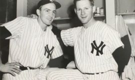Irv Noren and Whitey Ford.