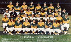1973 Oakland A' s.