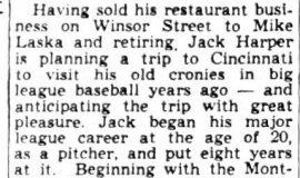 <em>Jamestown Evening Journal</em>, October 16, 1945.