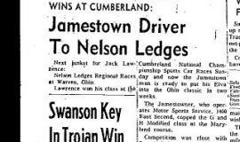 Jamestown Driver To Nelson Ledges. May 18, 1965.