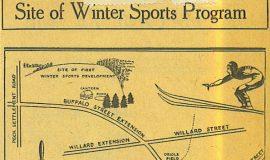 Site of Winter Sports Program.