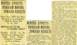 Winter Sports Program Moving Toward Results.
