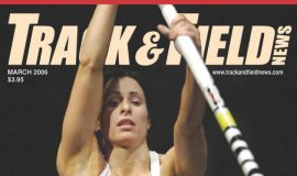 Track & Field cover, March 2006.