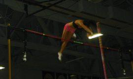 5.02 meter jump.