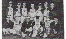 Softball Champs. October 2, 1970.