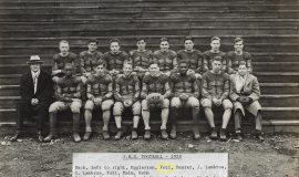 1928 JHS Football team.