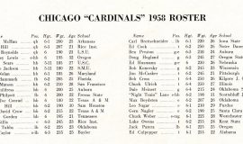 Cardinals roster