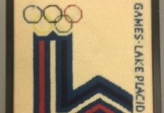 Olympic cross stitch
