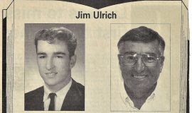 Jim Ulrich. May 6, 1995.