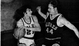 JHS Grads Duel. February 14, 1976.