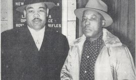 Joe Louis & Jimmy Clark