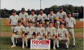Fudge's Sub Shop – 1989 National Champions