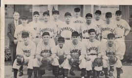 1947 Steel Partition Bombers baseball team
