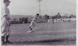 Bob Brown, JoeNagle, 1947