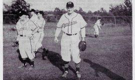 Lou Brown, 1948.