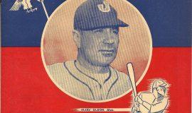 1946 program cover.
