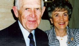 John and Audrey Jachym, 1998.