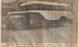 Falcon Transportation. April 22, 1946.