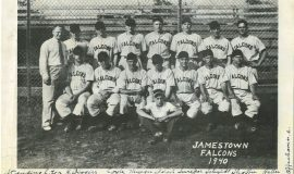 1940 Jamestown Falcons