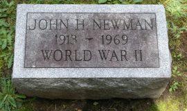 John Newman marker