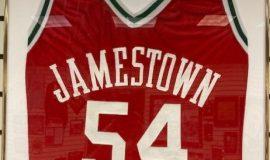 Justin Johnson jersey.