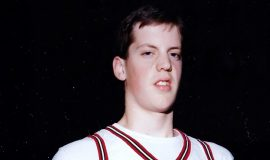 Justin Johnson, 1990.