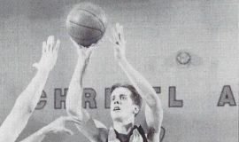Justin Johnson, Army basketball team.  1997-98.
