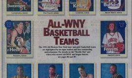 All-WNY Basketball Teams. <em>Buffalo News</em>, April 9 1994.