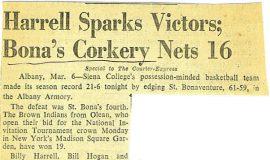Leo Corkery Nets 16