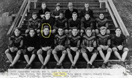 1932 Jamestown High football.