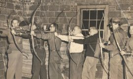 Chautauqua Lake Archery Club - unknown year.