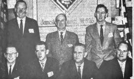 Little League Officials Meet. March 15, 1961.