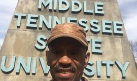Lewis Mack at Middle Tennessee State University.